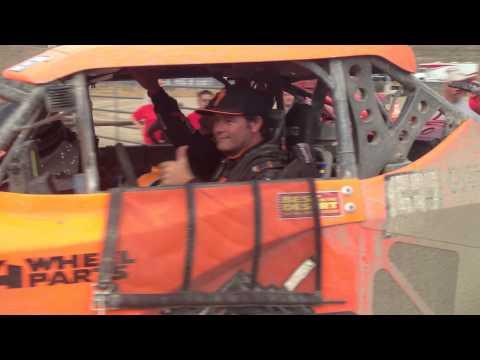 Robby Gordon / Vegas to Reno 2012 Winner