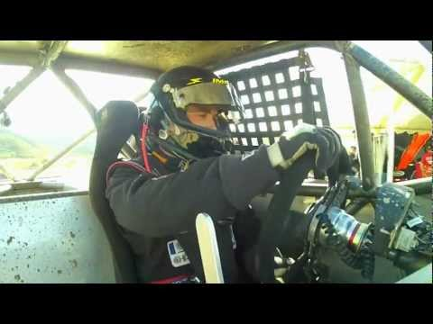 Christian Copley Stadium Super Truck Test