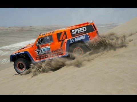 Stage 3 Highlights 2013 Dakar