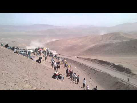 Robby Gordon Dakar 2013 Stage 6