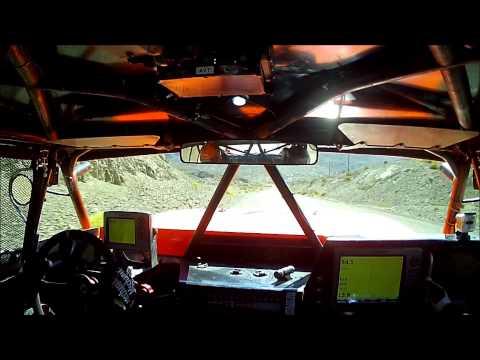"ROBBY GORDON TRUGGY ""Vegas to Reno"" Start  CLASS 1 ~ Best In The Desert Series 2012"