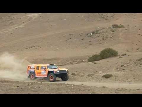 Robby Gordon Rally Dakar 2013 Stage 14