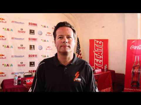 Robby Gordon 2012 SCORE Baja 500 Preview