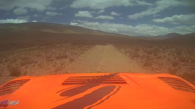 2013 Team SPEED Dakar Stage 7