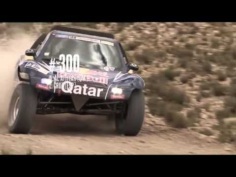 Dakar 2013 Best of Car