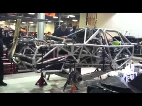 2013 Robby Gordon Parker 425 TT Prep