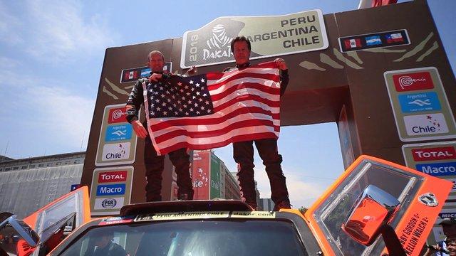2013 Team SPEED Dakar Stage 14