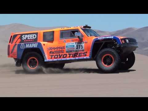 Dakar 2013 Stage 13 Robby Gordon