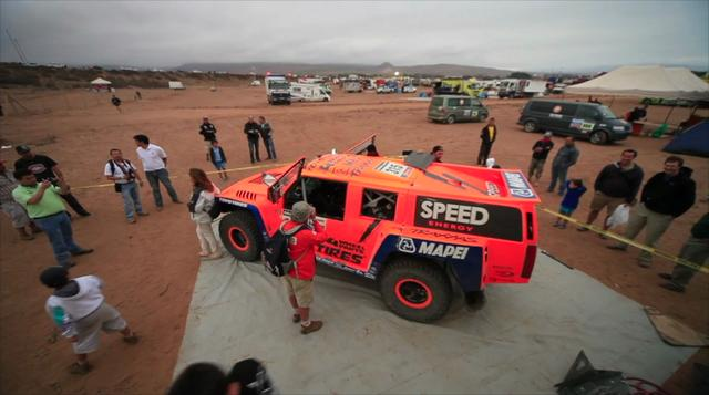 2013 Team SPEED Dakar Stage 13