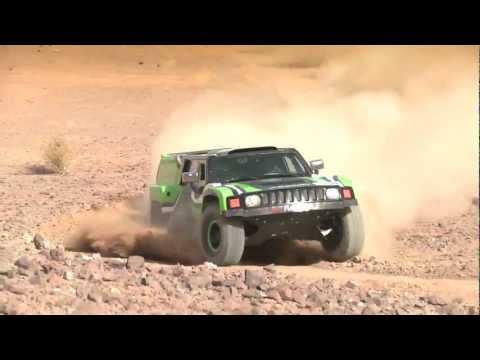 Yazeed Racing - Hail Baja Rally 2013 (Day 1)
