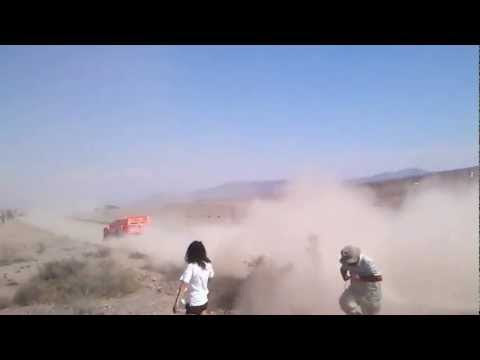 Dakar 2013 Hummer en especial etapa 13