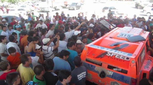 2013 Team SPEED Dakar Stage 10
