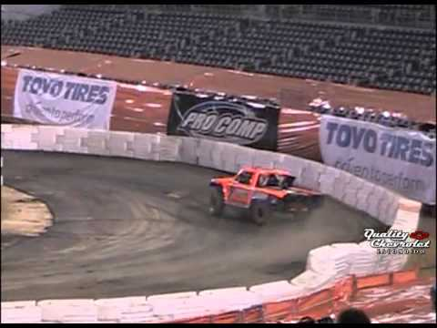 Speed Energy Stadium Super Trucks Last Chance Qualifier Qualcomm Stadium 5-4-2013