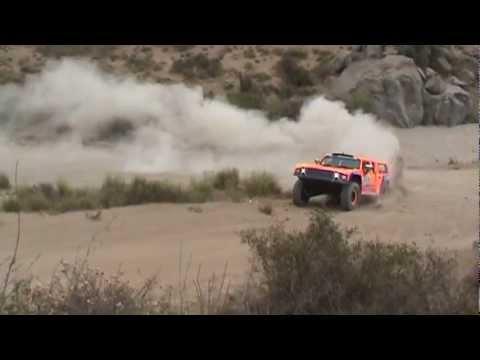 Robby Gordon Dakar 2013 Stage 14