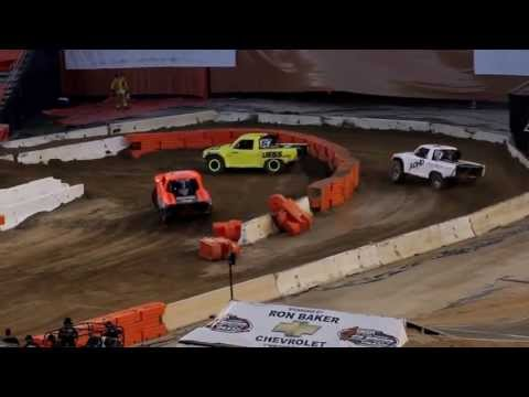 SST - Stadium SUPER Trucks San Diego - May 18th 2013