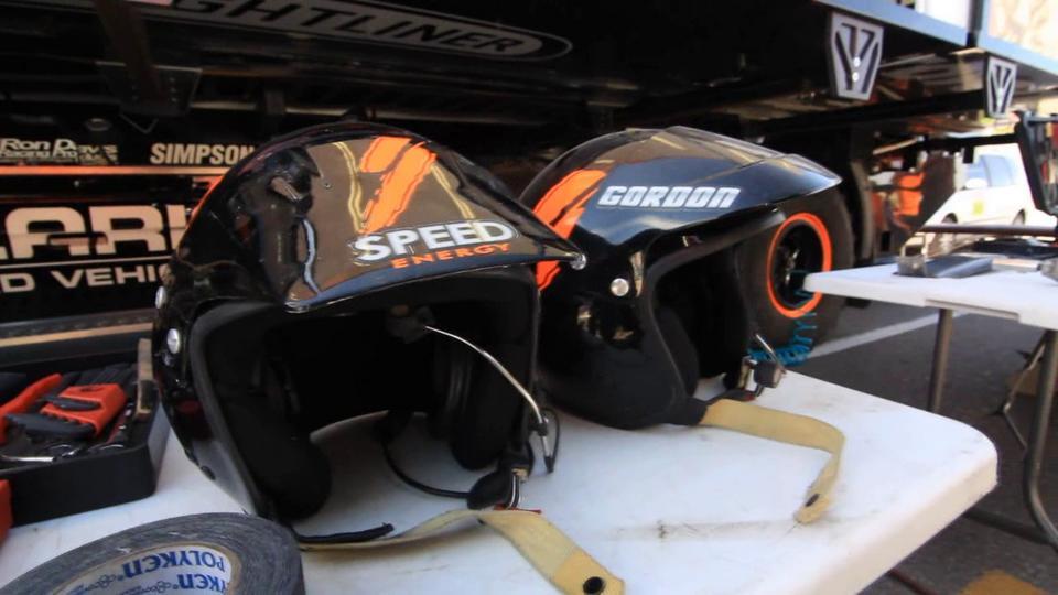 2012 Dakar Rally SPEED Team Stage 3