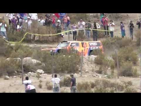 2013 Dakar The Police Chase Gordon
