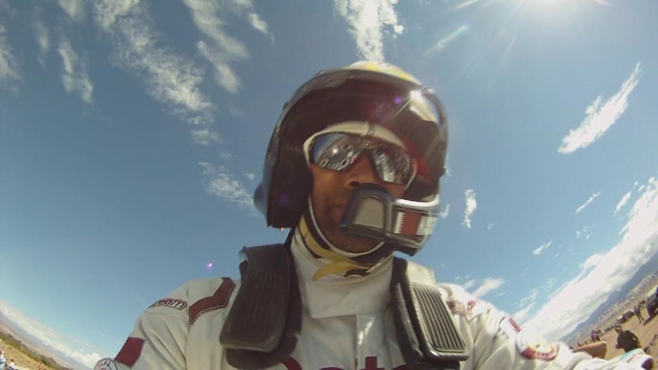 2012 Dakar Rally SPEED Team Stage 7