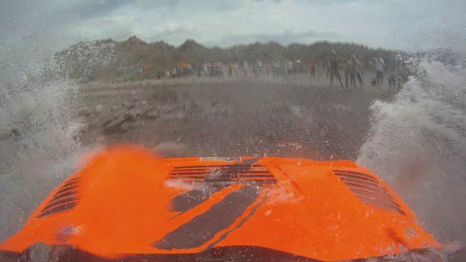 2012 Dakar Rally SPEED Team Stage 4