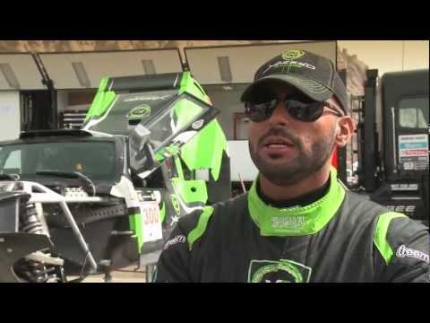 Yazeed Racing - Hail Baja Rally 2013 (Day 2)
