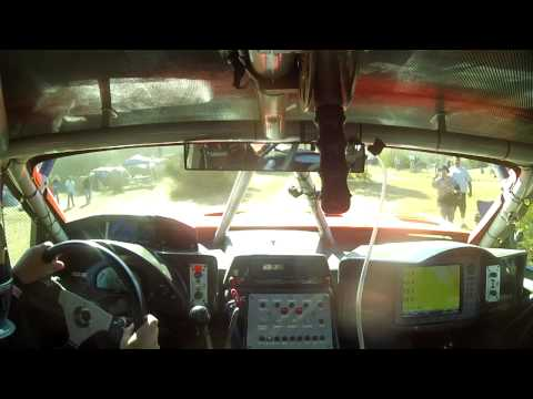 2013 Baja 1000 Robby Gordon In-Truck Camera Teaser
