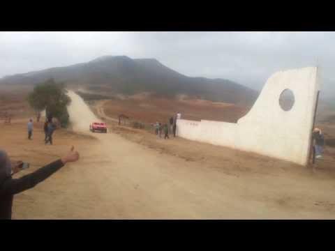 Robby Gordon,Baja 1000 2013 piedras gordas