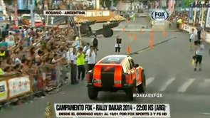 2014 Dakar HST Introduction
