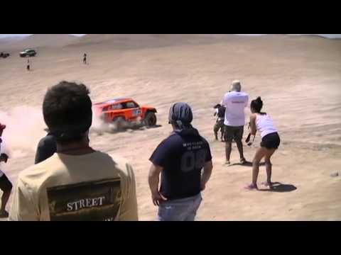 Robby Gordon Dakar 2014 Stage 10 Iquique-Antofagasta