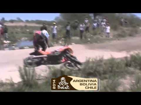 Dakar Motorcycle Mayhem.