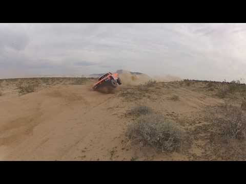 Robby Effin'  Gordon   WOW!!!   BITD  2014 Parker 425 Time Trials Desert Race Off Road Racing
