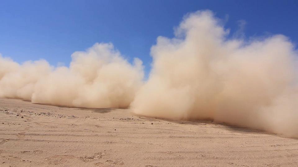 2012 Dakar Rally SPEED Team Stage 11