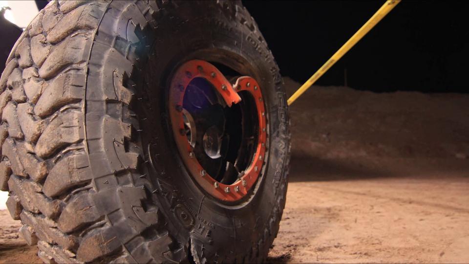 2012 Dakar Rally SPEED Team Stage 10