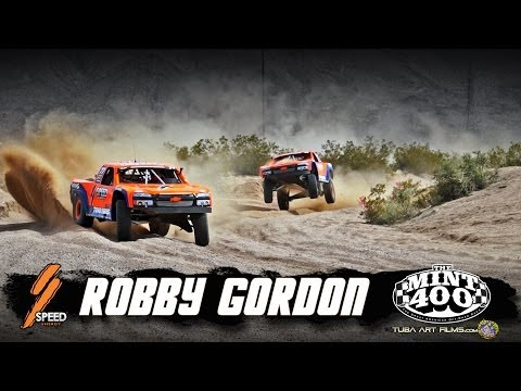 Robby Gordon Mint 400 2014