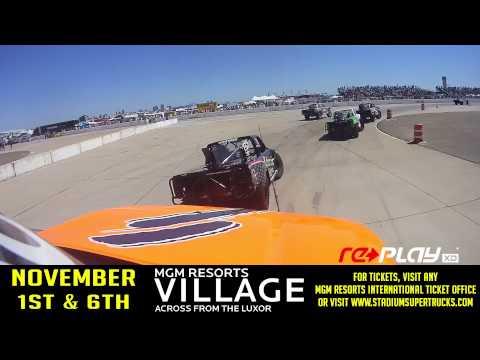2014 Stadium SUPER Trucks Las Vegas Commercial