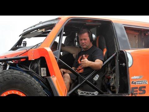 "2015 Robby Gordon ""Road To Dakar: Part 1"" - NBC Sports Network"