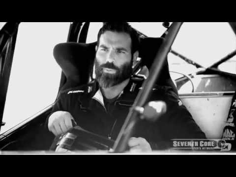 Robby Gordon Takes Out Dan Bilzerian for a ride on His 600-Horsepower - Stadium Super Trucks
