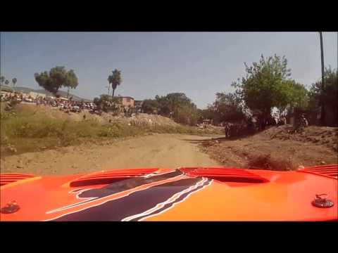2014 Baja 500 Robby Gordon Start