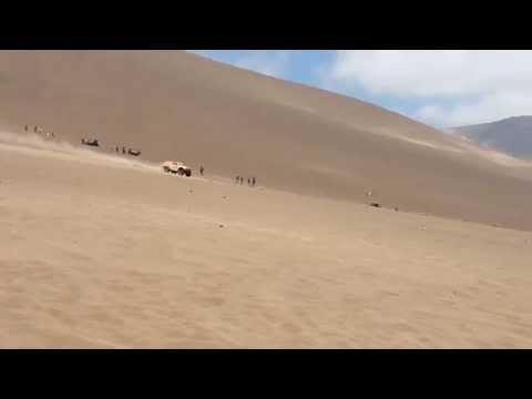 Rally Dakar2015 Bajada Iquique Robby Gordon