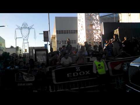 Kyle Robbins 666 Dakar 2015 Robby Gordon Team