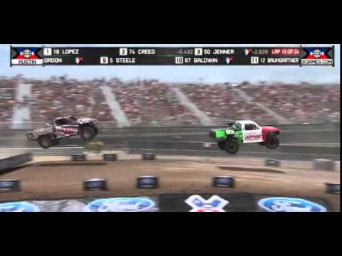 X-Games Austin SST Final