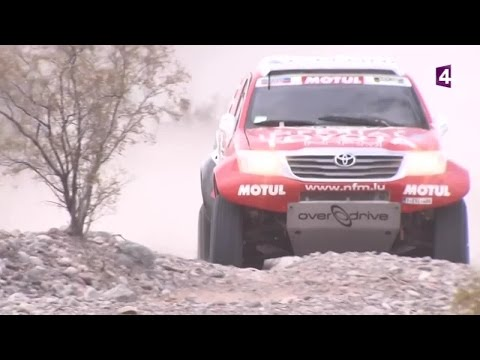 2015 Dakar Stage 3 Autos
