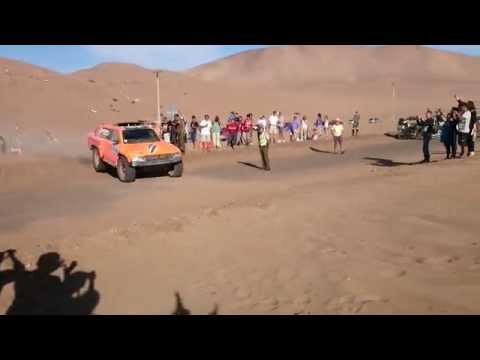 Robby Gordon (Gordini) Dakar 2015
