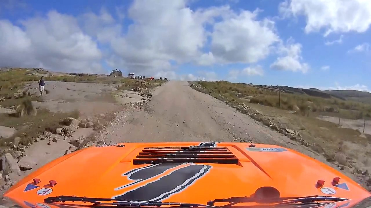 2015 Dakar Rally Stage 2 #TeamSPEED
