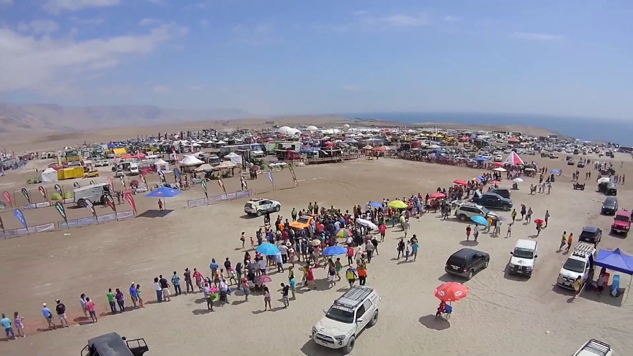 2015 Dakar Rally Stage 7&8  #TeamSPEED