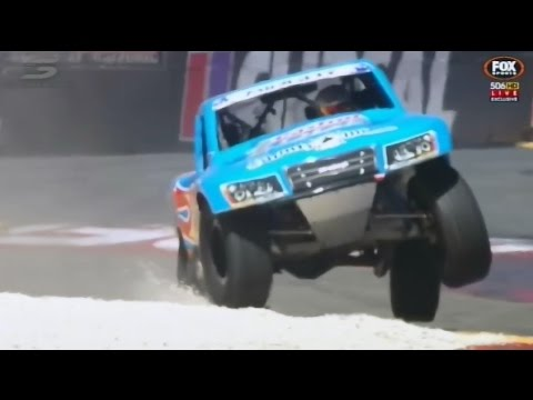 2015 Stadium Super Trucks - Adelaide - Qualifying