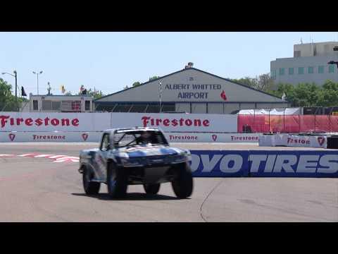 2015 Stadium SUPER Trucks St. Petersburg Race #2 - Raw Track Feed -