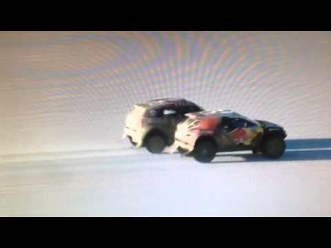 Rallye Dakar 2015 flat out maximum attack aspiration