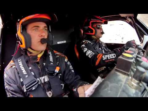 2015 Dakar Rally Robby Gordon Team SPEED Part 2