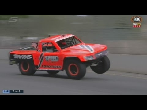 2015 Stadium Super Trucks - Adelaide - Race 2