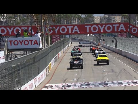 2015 Long Beach - Stadium SUPER Trucks - Raw Track Feed -